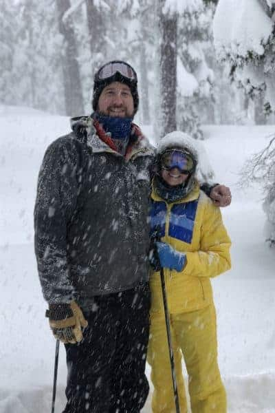 Mt. Bachelor Snowshoeing