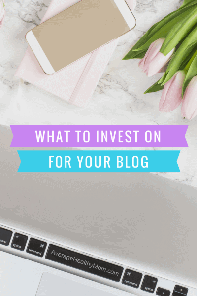 What To Invest On For Your Blog