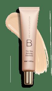 Toxic Free Skin Care Tinted Moisturizer SPF