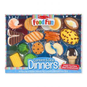 Kids Play Food