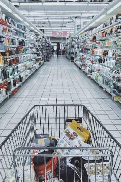 Shopping Cart Target